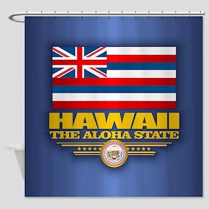 Hawaii (v15) Shower Curtain