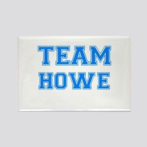 TEAM HOWE Rectangle Magnet