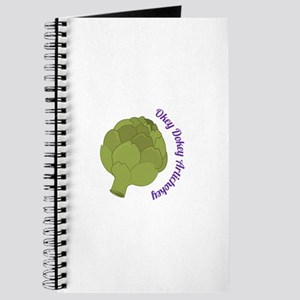Okey Dokey Artichokey Journal