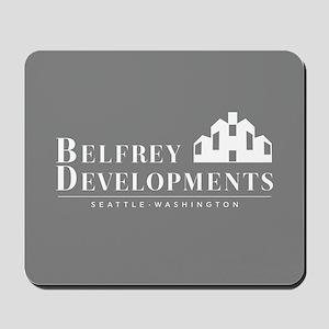 OUAT Belfrey Developments Mousepad