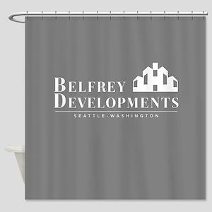 OUAT Belfrey Developments Shower Curtain