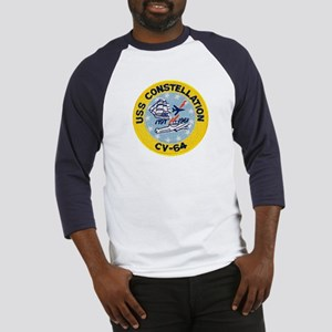 USS CONSTELLATION Baseball Jersey