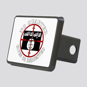 ISIS in our sights, No Quarter Hitch Cover
