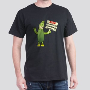 Save Zucchini Dark T-Shirt