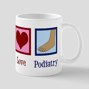 Podiatry 11 oz Ceramic Mug