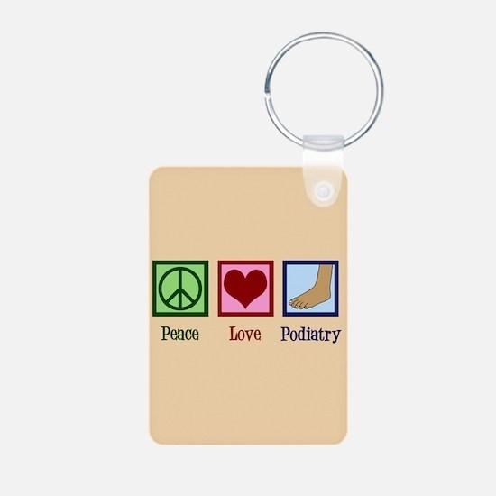 Podiatry Keychains