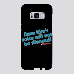 Dave Kim's Voice Samsung Galaxy S8 Case