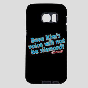 Dave Kim's Voice Samsung Galaxy S7 Case