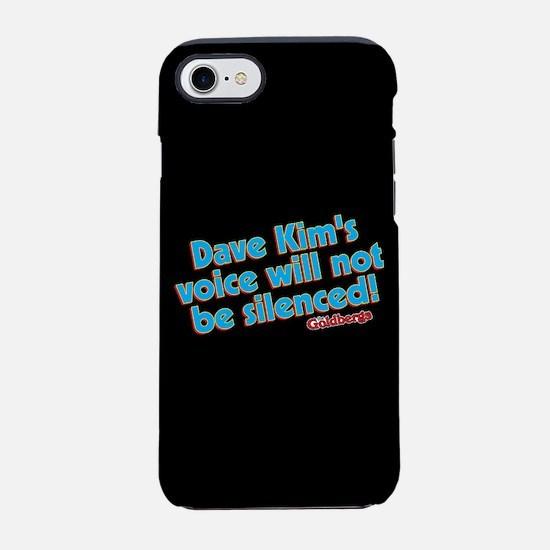 Dave Kim's Voice iPhone 7 Tough Case