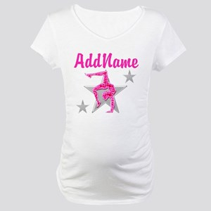 GORGEOUS GYMNAST Maternity T-Shirt