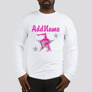 GORGEOUS GYMNAST Long Sleeve T-Shirt