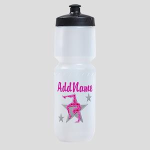 GORGEOUS GYMNAST Sports Bottle
