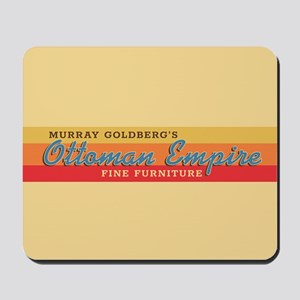 The Goldbergs Ottoman Empire Furniture Mousepad