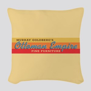 The Goldbergs Ottoman Empire Furniture Woven Throw