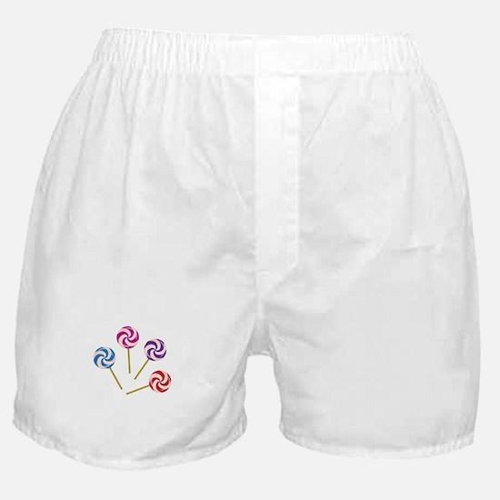 Lollipops Boxer Shorts
