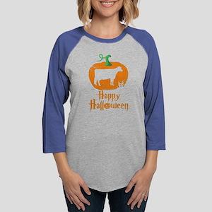 COW Happy Halloween Long Sleeve T-Shirt