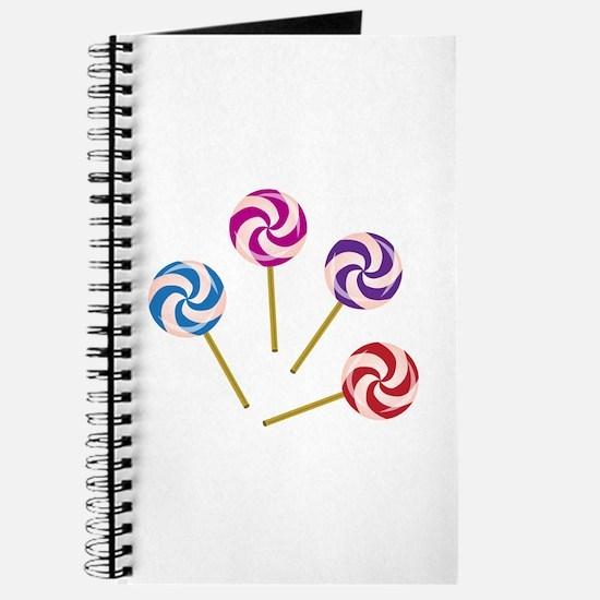 Lollipops Journal