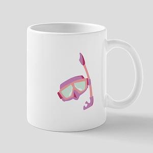 Snorkle Mask Mugs
