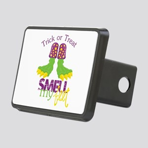 Trick or Treat Smell My Fe Rectangular Hitch Cover