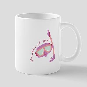 Snorkler at Heart Mugs