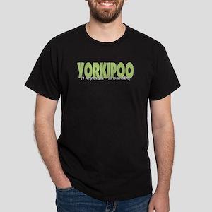 Yorkipoo ADVENTURE Dark T-Shirt