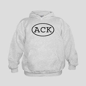 ACK Oval Kids Hoodie