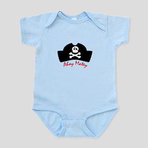 Ahoy Matey Body Suit