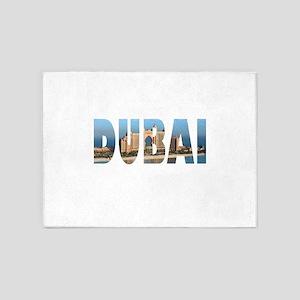 Dubai 5'x7'Area Rug