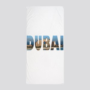 Dubai Beach Towel