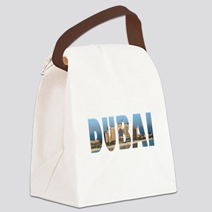 Dubai Canvas Lunch Bag