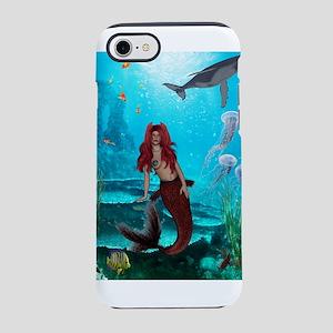 Best Seller Merrow Mermaid iPhone 7 Tough Case