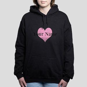 Cute Heart And Women's Hooded Sweatshirt