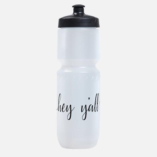 HEY Y'ALL Sports Bottle