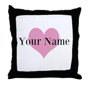Monogram Pillows - CafePress e47b912cea