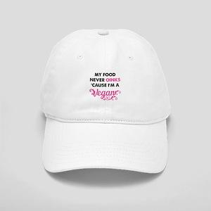 Food Never Oinks Cap