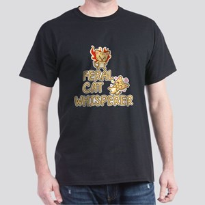 Feral Cat Whisperer T-Shirt