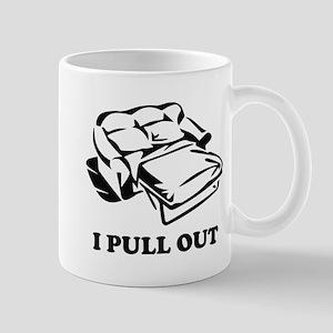 I Pull Out Mug