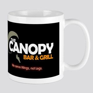 Canopy: Stainless Steel Travel Mugs