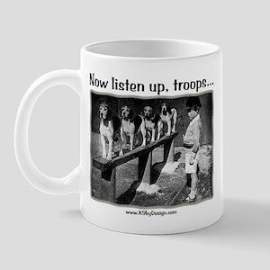 Beagle Troops Mug