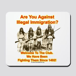 Against Illegal Immigrants? Welcome To The Club! M