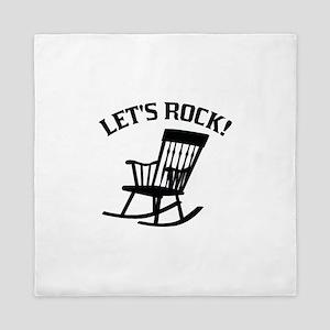 Let's Rock! Queen Duvet