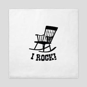 I Rock! Queen Duvet
