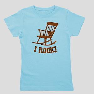 I Rock! Girl's Tee