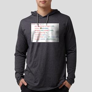 Kim Jong Un CSS Long Sleeve T-Shirt