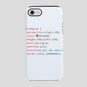 Kim Jong Un CSS iPhone 7 Tough Case