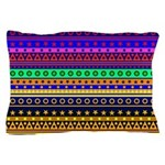 Rainbow Stripes Pattern Pillow Case