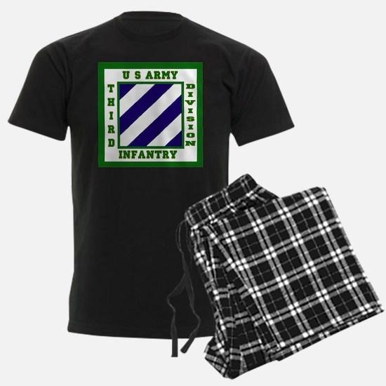 3rd Infantry Division Logo Pajamas