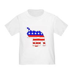 Republican GOP Logo Elephant T