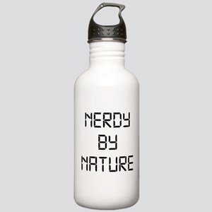 Nerdy By Nature Stainless Water Bottle 1.0L