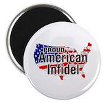 American Infidel Magnet